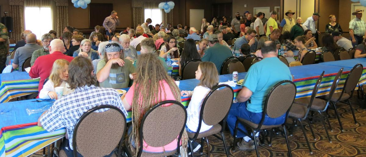 Annual autism spaghetti dinner a sell out