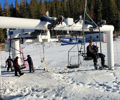 Ski season ends this weekend at Sunrise