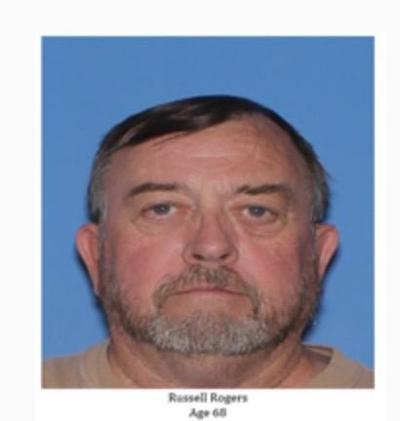 Russell Rogers sentenced