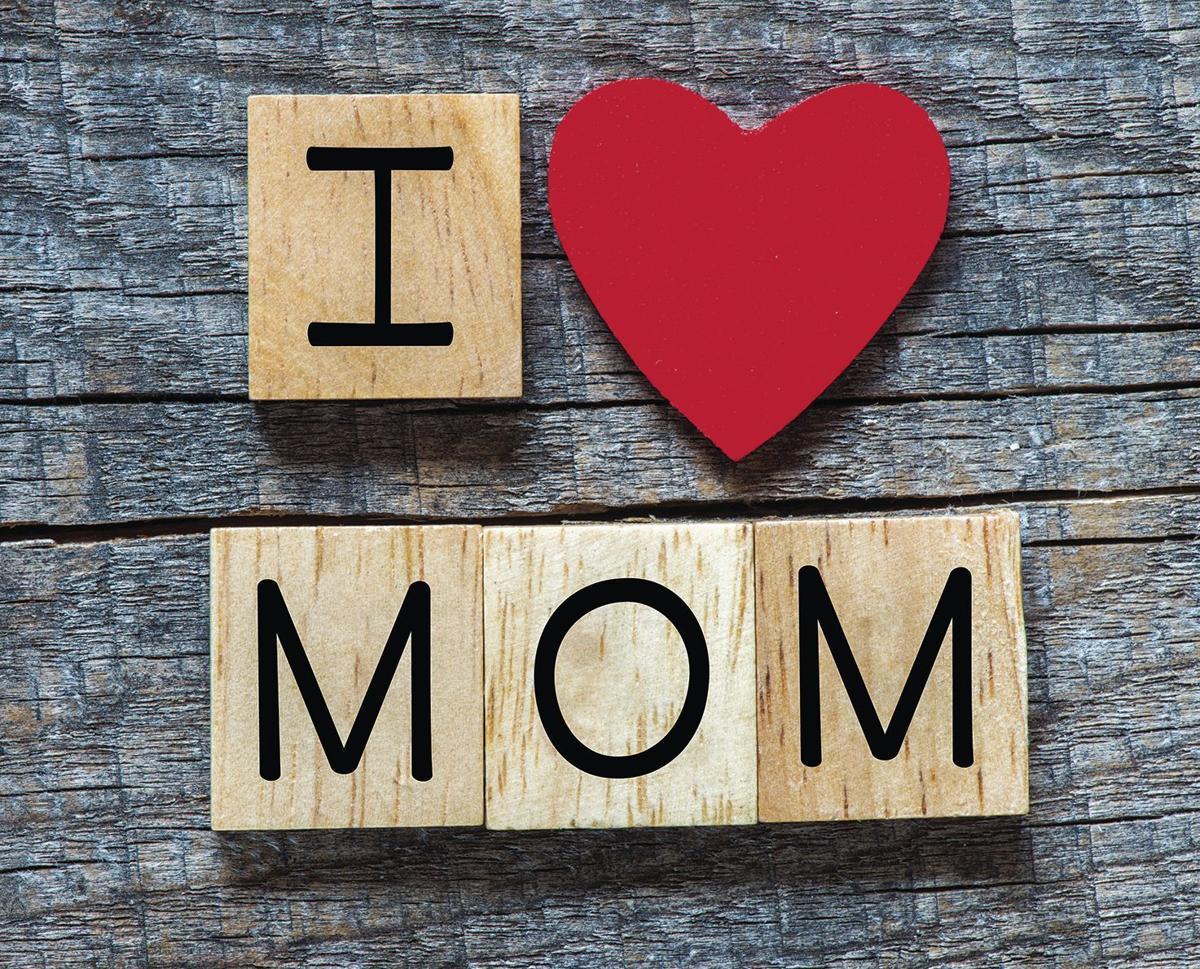 Modern Day Mom, Anna Pember Merrill - mother's day artword