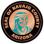 Navajo County government logo