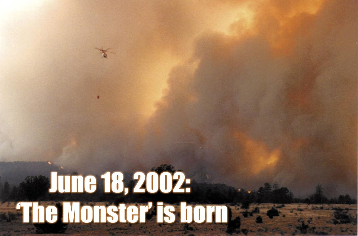 June 18, 2002: 'The Monster' is born