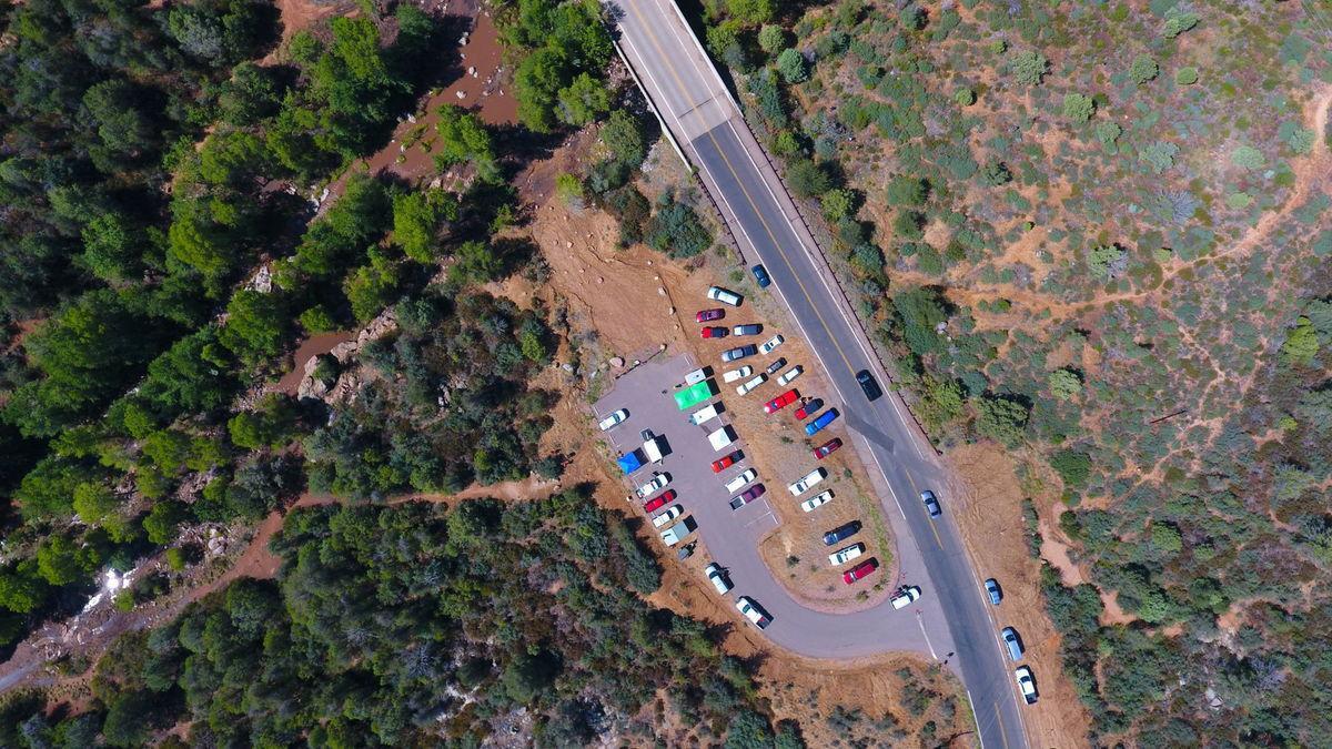 Search Teams Locate 10th Flood Victim Arizona
