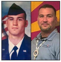 Adam Ray Garrard, USAF Ret.