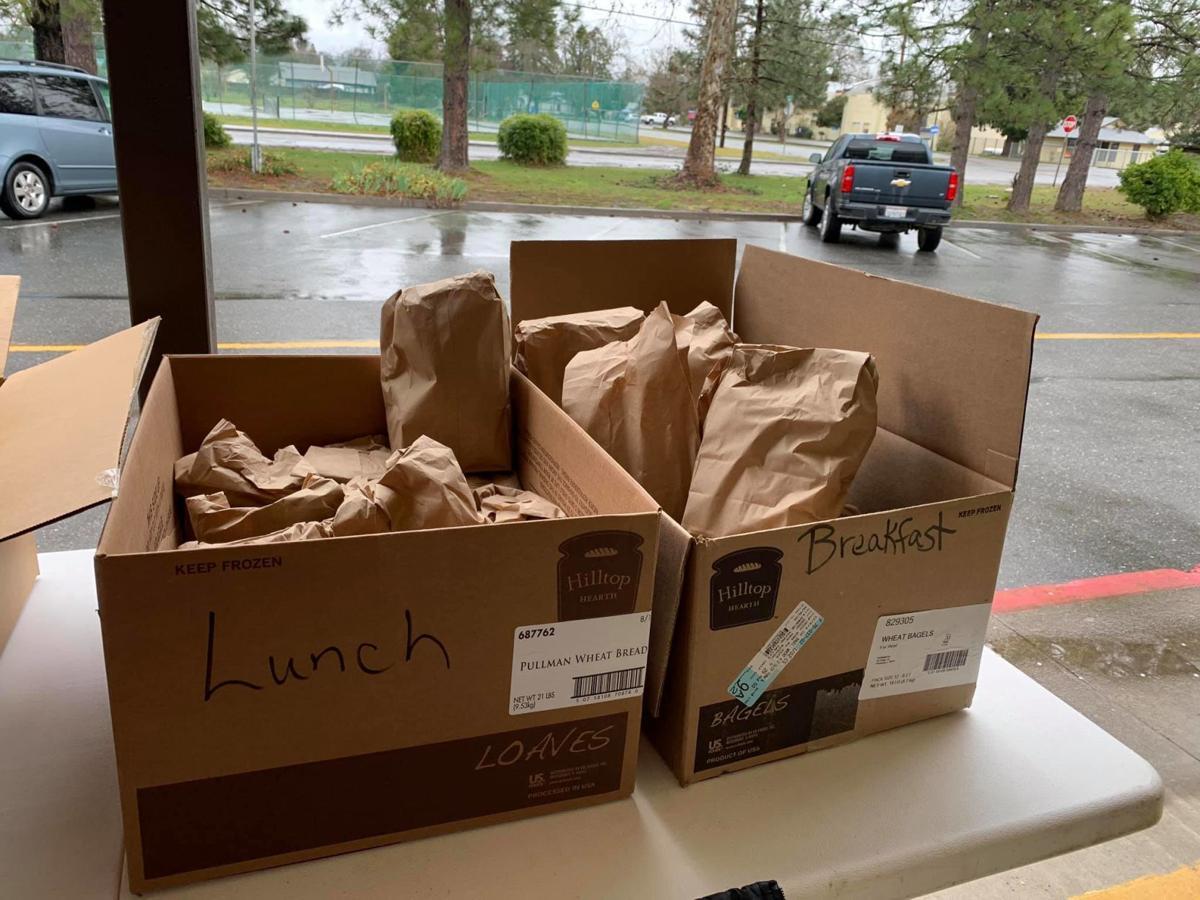 Schools continue meal programs during closures