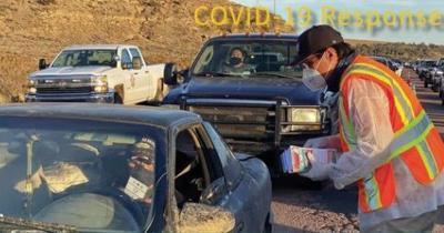 Navajo Nation lockdown