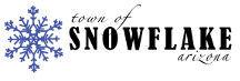 Town of Snowflake logo