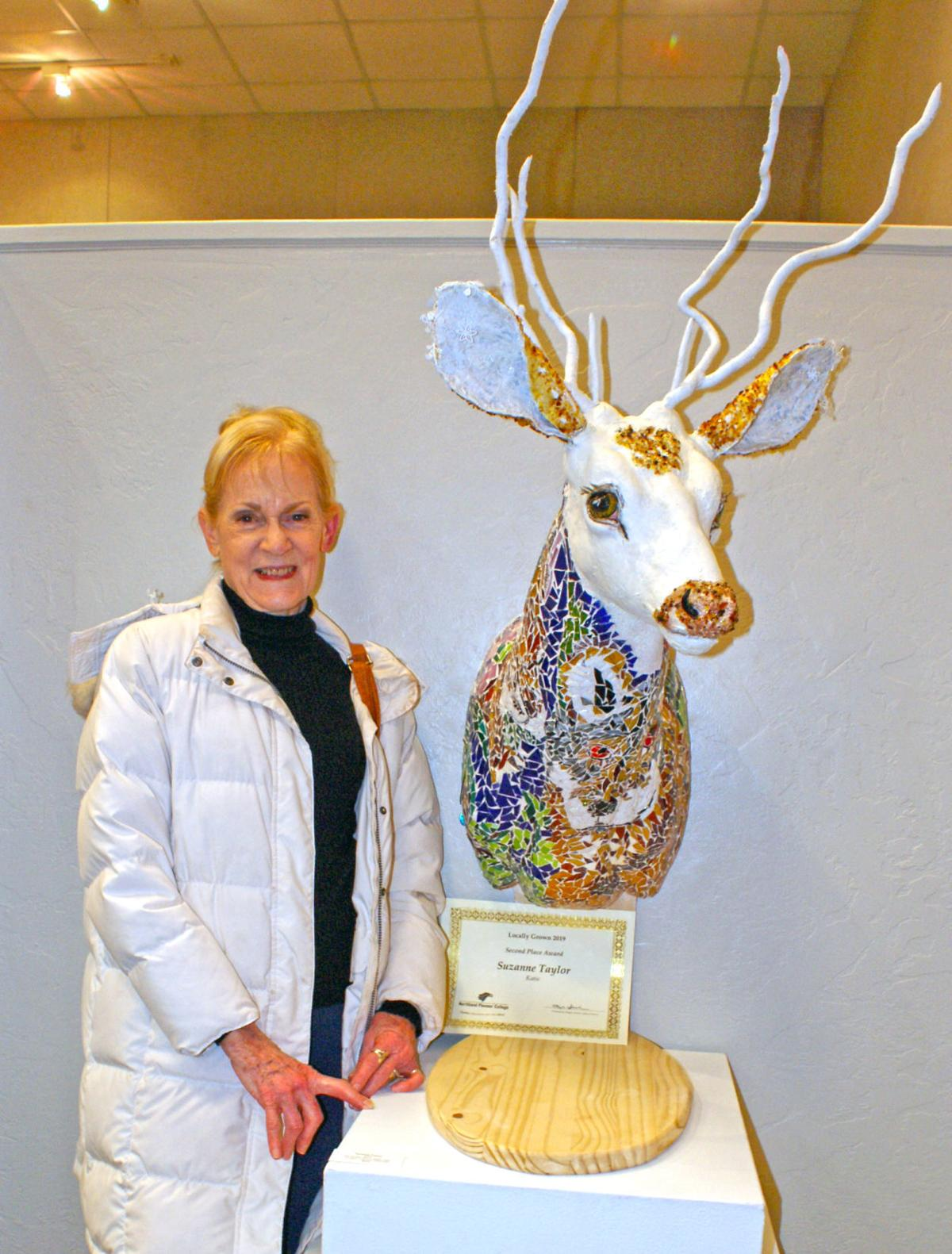 NPC's Locally Grown exhibit full of 'natural' talent