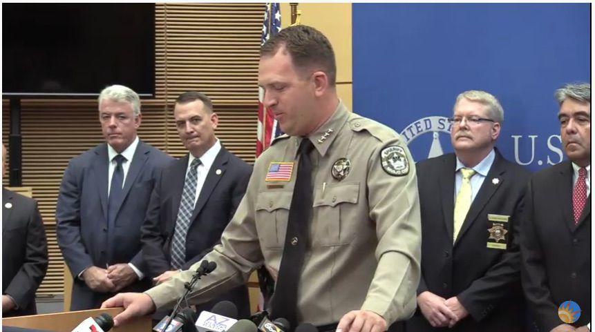 Barksdales captured near Punkin Center - NCSO