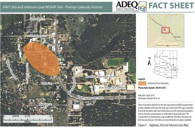 ADEQ process underway for contaminated site in Lakeside