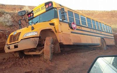 In Indian Country Potholes Can Be Bump In The Road To An