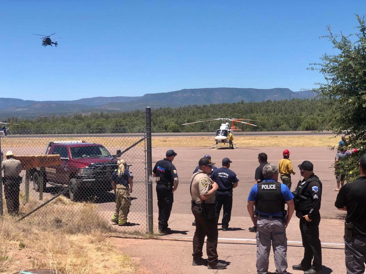 Payson Airport picture