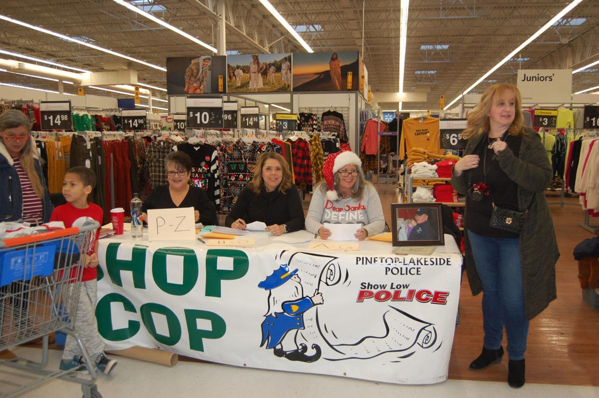 Annual Shop-With-A-Cop brings joy to children