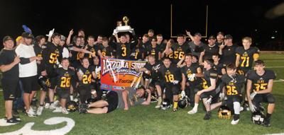 Round Valley Elks football team