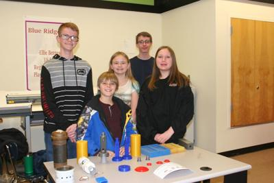 BR UA 4-H Fab Lab team in top 20 of national finals - group picture -VOTE!