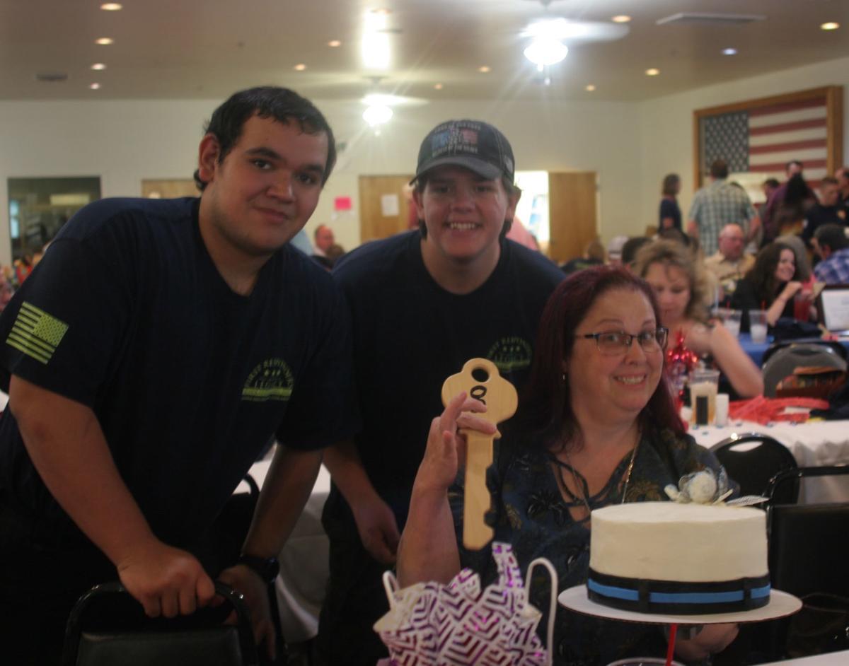 Darrin Reed Memorial Scholarship dinner - dessert auction high bid