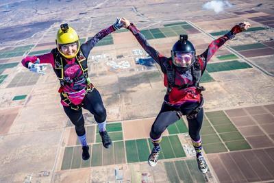Skydive Arizona in action