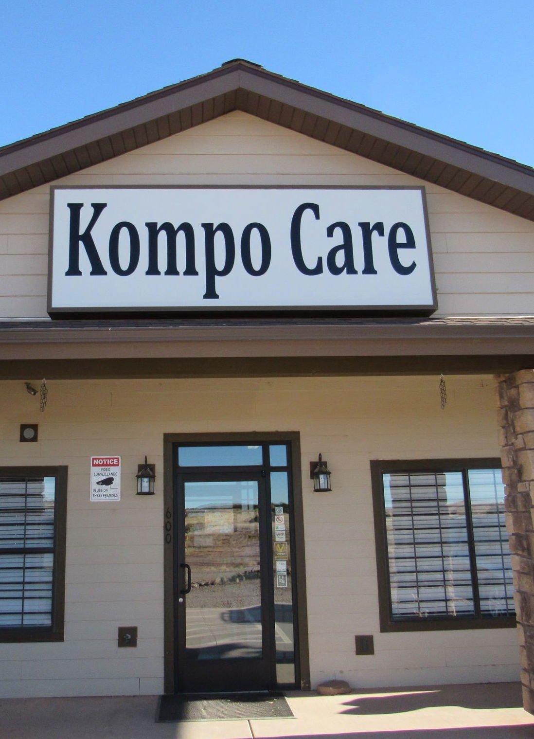 Kompo building in Taylor