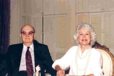 Mr and Mrs. Charles A. Womack Sr.