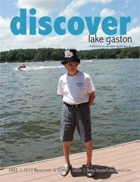 Discover Lake Gaston