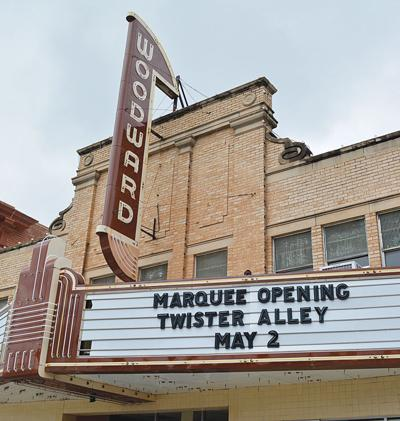 Theatre marquee