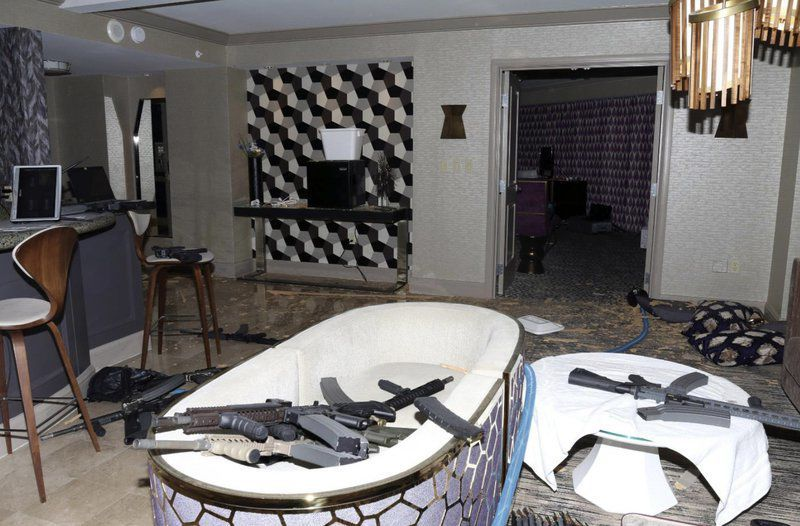 Brief FBI report on Vegas massacre prompts outrage
