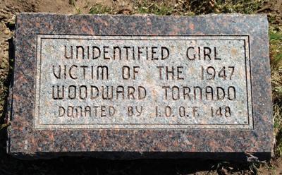 Tornado mystery