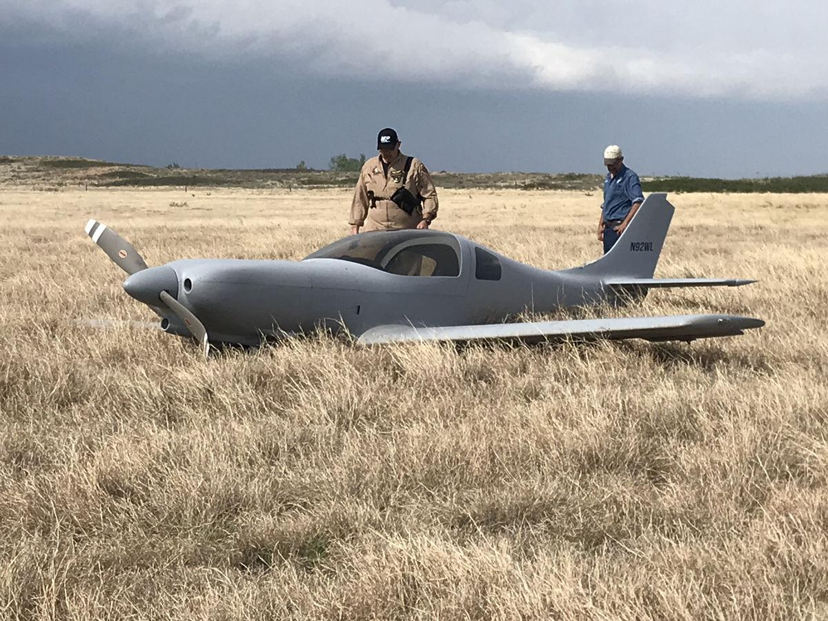 Tough landing 2