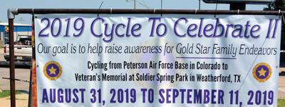 Cycle to celebrate