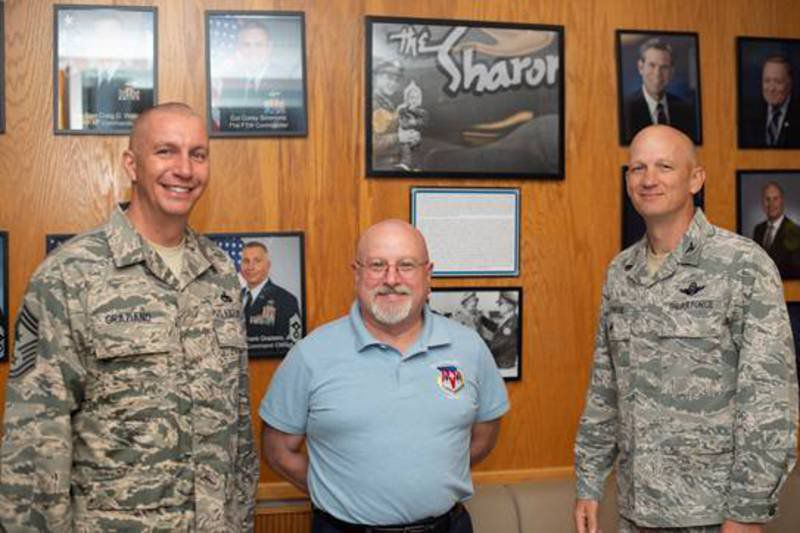 Vance Air Force Base celebrates 70th anniversary of its name