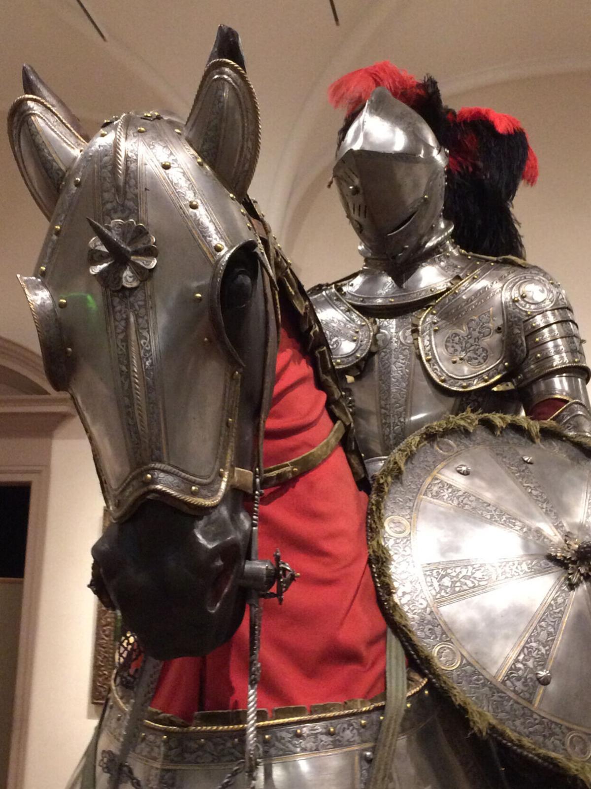 European armor
