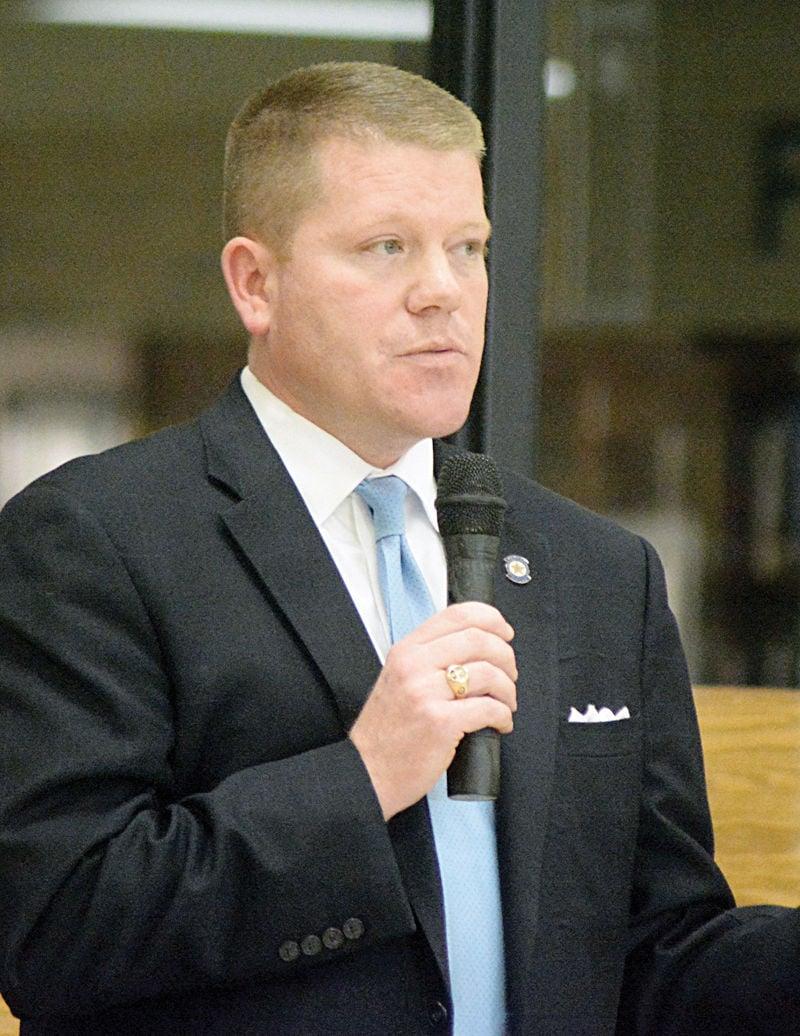 Oklahoma state senator casey murdock