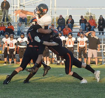 Oklahoma High School Football Scores Week 4 Local News