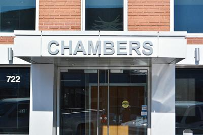 Commission chambers
