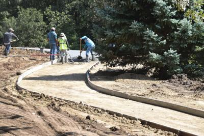 Trails & Pathway project
