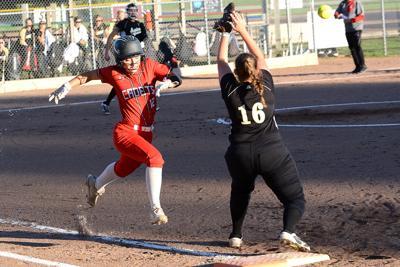 Cadet softball