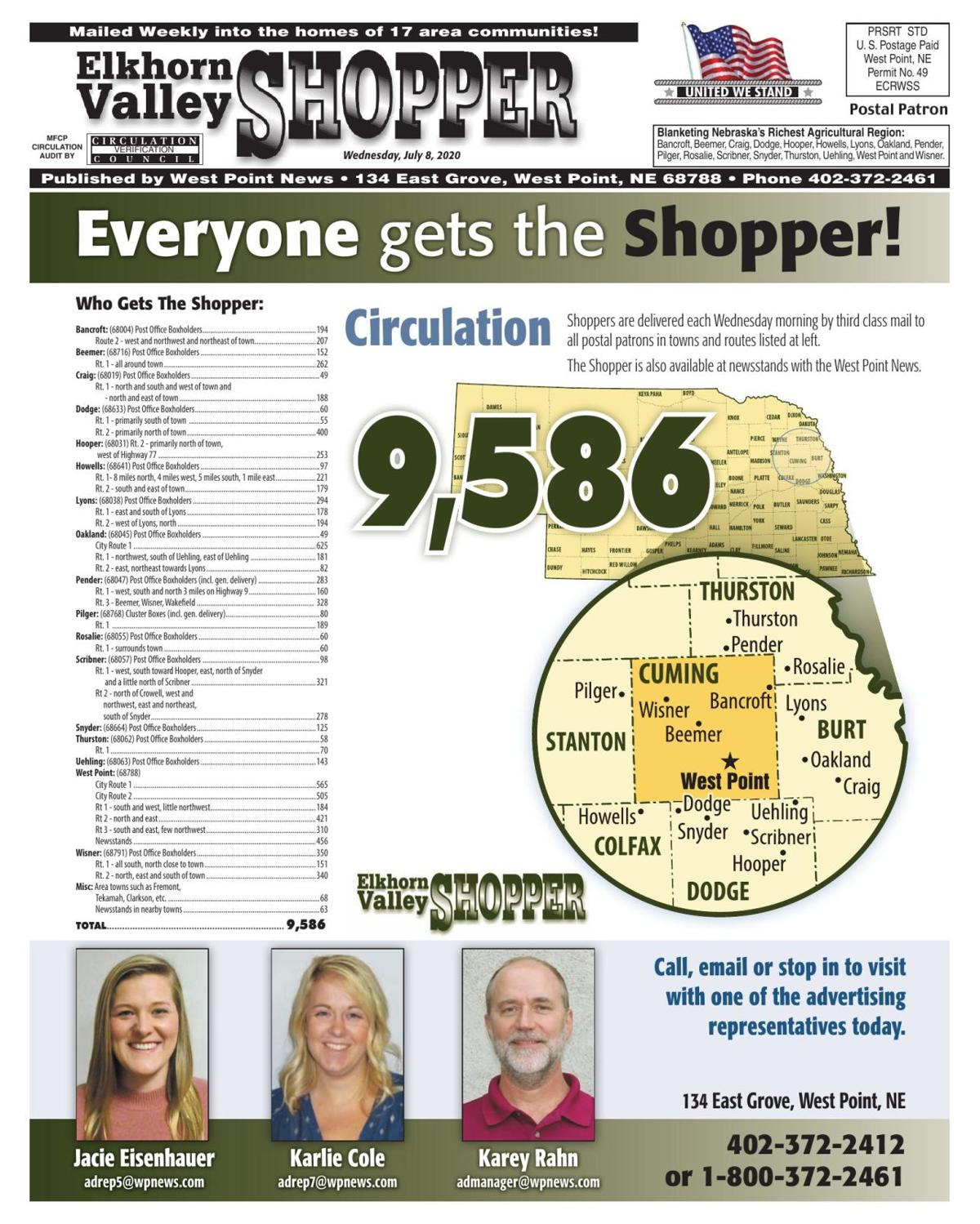 Shopper: July 8