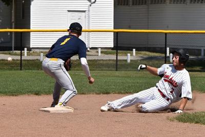 County fair baseball