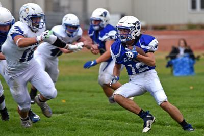 Bluejay football