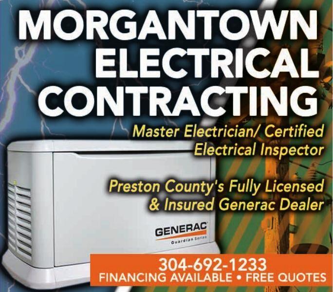 MORGANTOWN ELECTRICAL CONTRACTIN
