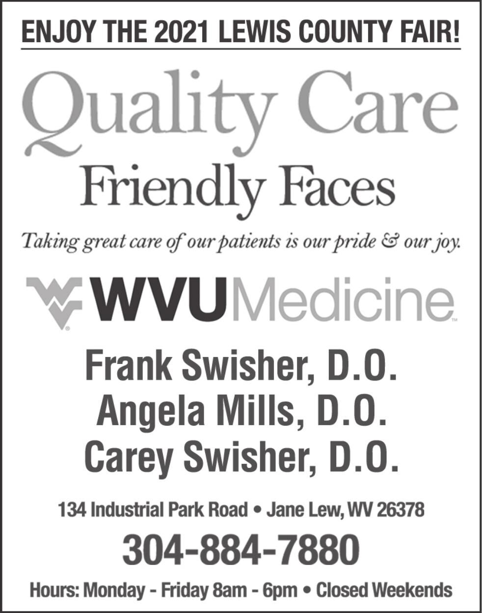 FAMILY MEDICAL CLINIC - JANE LEW