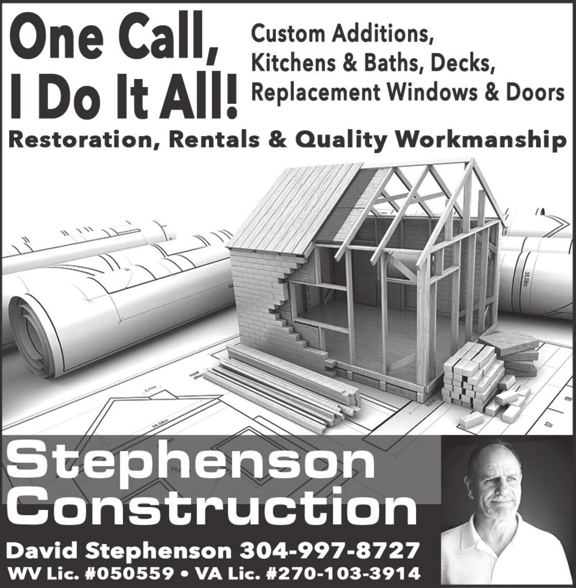 STEPHENSON CONSTRUCTION (WD)