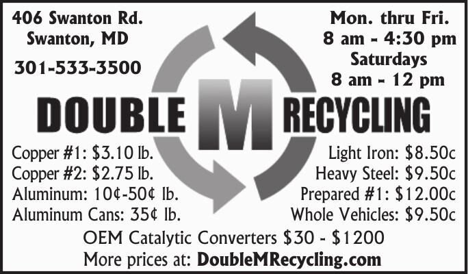 DOUBLE M RECYCLING