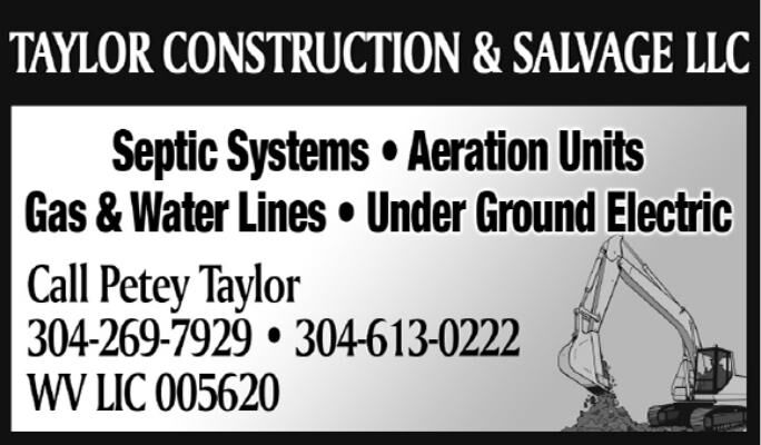 TAYLOR CONSTRUCTION & SALVAGE (W