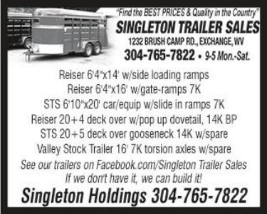 SINGLETON HOLDING COMPANY LLC (Y