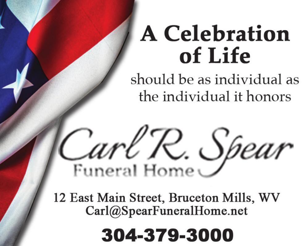 CARL SPEAR FUNERAL HOME/ PRESTON