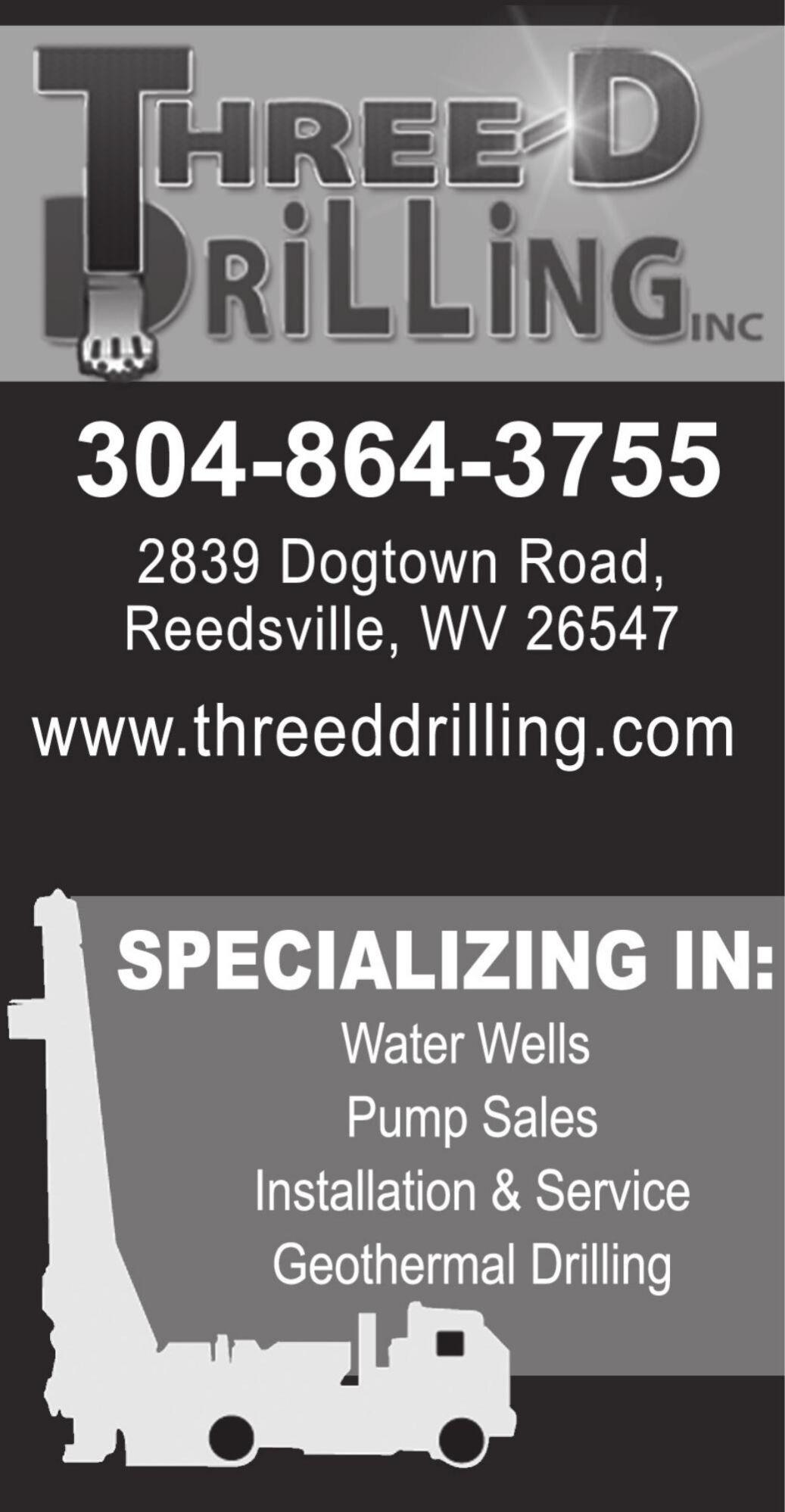 THREE D DRILLING LLC/ PRESTON