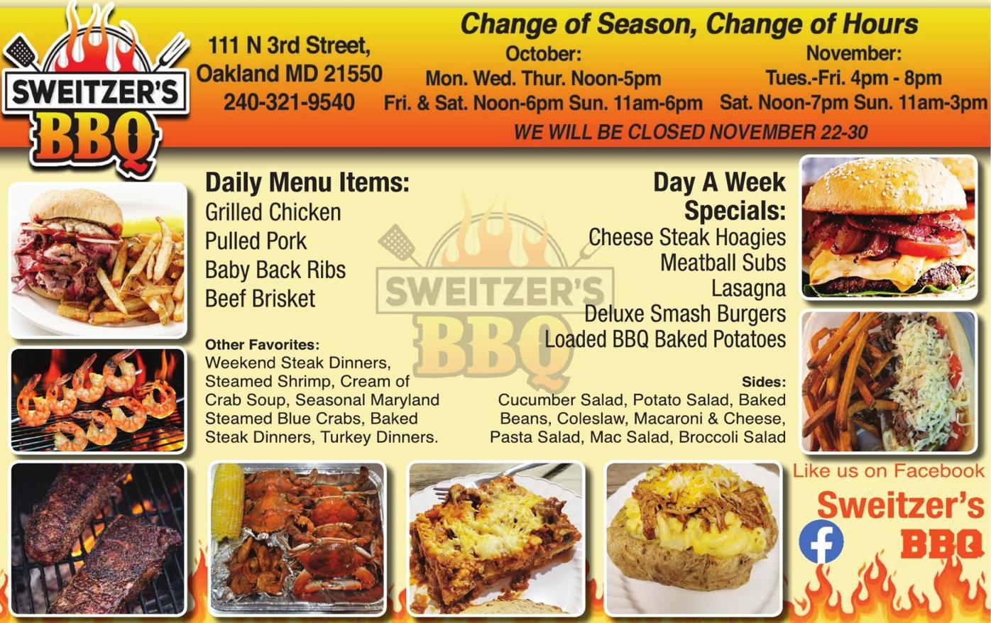 SWEITZER'S BBQ LLC