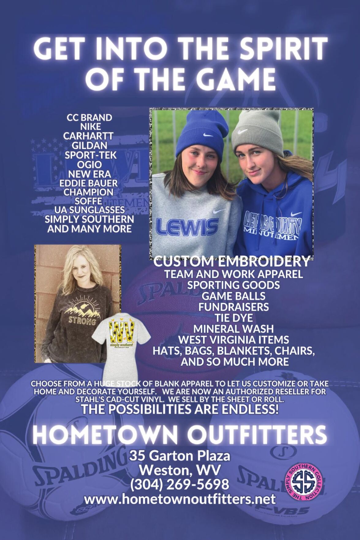 HOMETOWN OUTFITTERS (WD)
