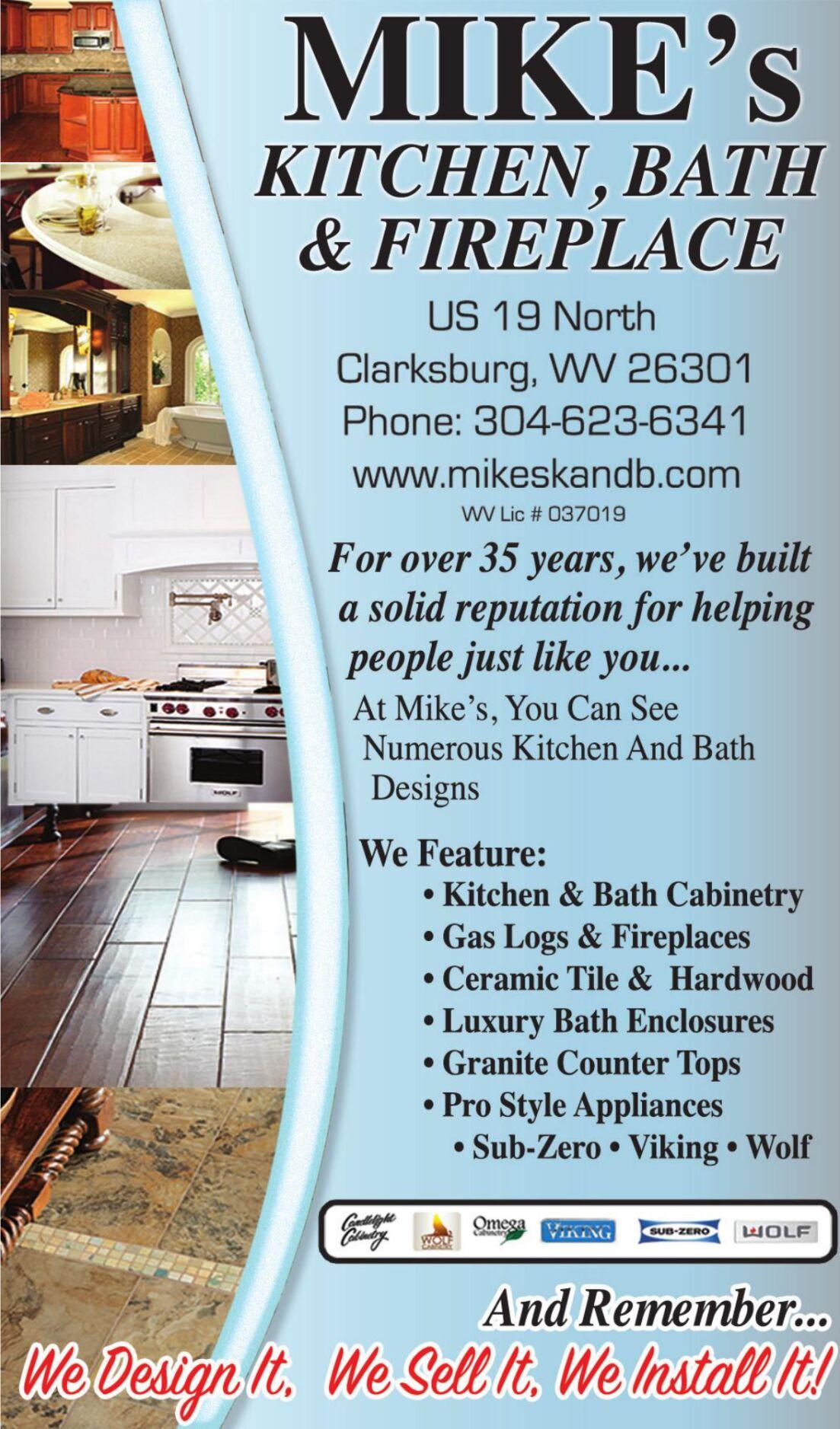 MIKE'S KITCHEN & BATH